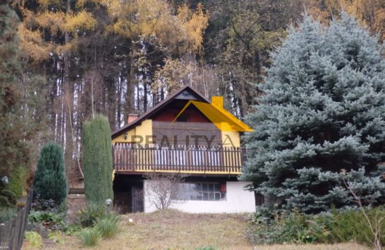 Prodej, pěkná chata s pozemkem pro stavbu RD Náchod &#8211&#x3B; Bražec &#8211&#x3B; PRODÁNO 2017